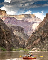 Grand Canyon: river level